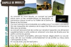Concert de Brouilly