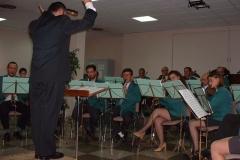 Concert à la base du Mont Verdun