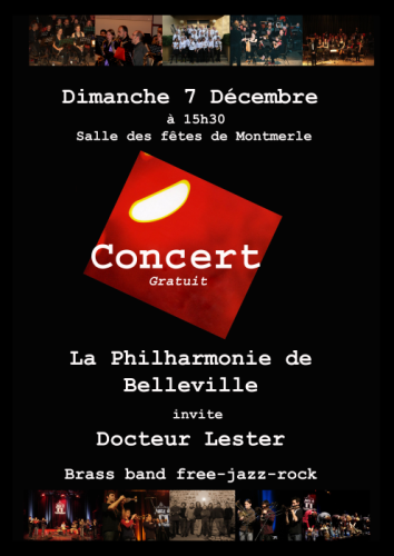Affiche Montmerle 2008