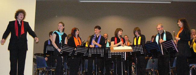 Concert Guéreins 2008