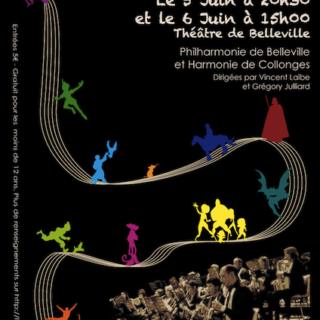 Concert Musiques de films 2010