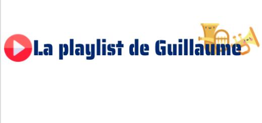 Playlist de Guillaume