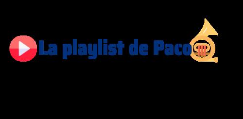 Playlist de Paco